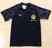 Dortmund Jersey 2018 Black Soccer Training Shirts