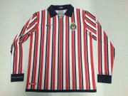 Chivas 18-19 Special Version Home Long Sleeve Jersey