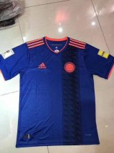 Colombia 2018 Away Soccer Shirt
