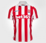 Stoke City Jersey 2016/17 Home Soccer Shirt Jersey