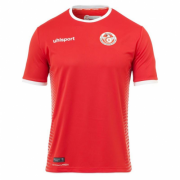 Tunisia 2018 World Cup Away Soccer Jersey Shirt
