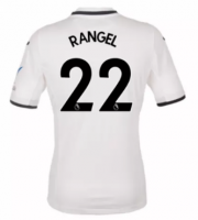 Swansea City Jersey 2017/18 Home Soccer Shirt #22 Rangel