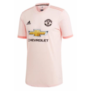 Manchester United 2018-19 Away Soccer Jersey(Player Version)