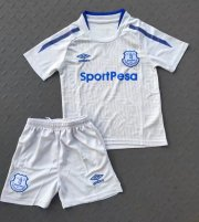 Everton Youth Jersey 2017/18 Away Soccer Shirt Kids Kits