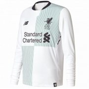 Liverpool Jersey 2017/18 Away LS Soccer Shirt