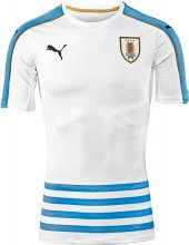 Uruguay Jerseys 2016/17 Away Soccer Shirt