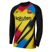 Barcelona Jersey 2019-20 Colorful Goalkeeper Long Sleeve Soccer Shirt