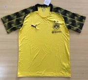 Dortmund Jersey 2018 Yellow Soccer Training Shirts