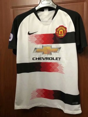 Manchester United 2019-20 Soccer Jersey
