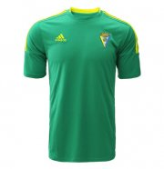 Cadiz Jerseys 2016/17 Away Green Soccer Shirt