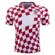 Croatia 2016-17 Home Soccer Shirt