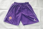 Fiorentina Jersey 2015/16 Home Soccer Shorts