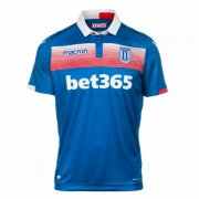 Stoke City Jersey 2017/18 Away Soccer Shirt Jersey