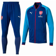 Arsenal 18-19 Blue Training Suit