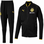 Dortmund 18-19 Black Training Suit