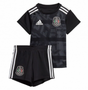 KIDS MEXICO 2019 COPA AMERICA HOME SOCCER KIT (JERSEY + SHORTS)