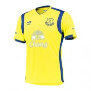 Everton Jersey 2016/17 Away Yellow Soccer Shirt