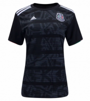 2019 MEXICO GOLD CUP HOME WOMEN'S SOCCER JERSEY SHIRT