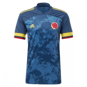 2020 COLOMBIA AWAY SOCCER JERSEY SHIRT