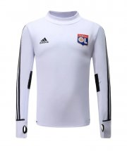 Lyon Jersey 2017/18 White Soccer Sweater