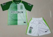 Atletico Nacional Jerseys 2017/18 Home Soccer Kids Kit
