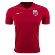 Norway Jersey 2016/17 Home Soccer Shirt