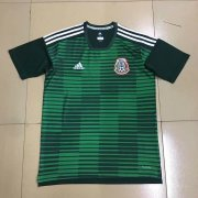 Mexico 2018-19 Soccer Training Shirts