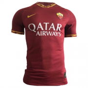 Roma Jersey 2019/20 Home Soccer Shirt (Player Vision)