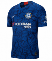 Chelsea 2019-20 Home Blue Soccer Jersey