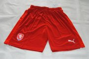 Czech Jersey 2016 Home Red Soccer Shorts