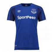Everton Jersey 2017/18 Home Soccer Shirt