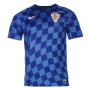 Croatia 2016-17 Away Soccer Shirt
