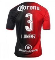 Atlas Jerseys 2016/17 Home Soccer Shirt #3 L.JIMENEZ