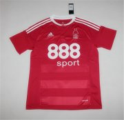 Nottingham Forest Jersey 2016/17 Home Soccer Shirt Jersey