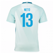 Zenit St.Petersburg Jersey 2016/17 Away Soccer Jerseys #13 Neto