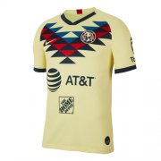 2019-20 CLUB AMERICA HOME YELLOW SOCCER JERSEY SHIRT