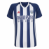 WEST BROMWICH 2017-18 Home Soccer Shirts