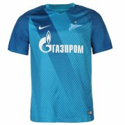 Zenit St.Petersburg Jersey 2016/17 Home Blue Soccer Shirt