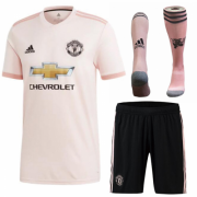 Manchester United 2018-19 Away Whole Kit