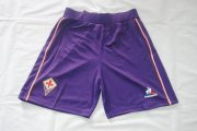 Fiorentina Jersey 2016/17 Home Soccer Shorts