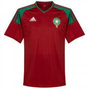 Morocco 2018 World Cup Home Soccer Jersey