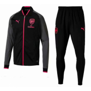 Arsenal 18-19 Black Training Suit