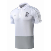 Germany 2018 World Cup White Polo