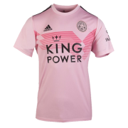 Leicester City 2019-2020 Away Soccer Jersey