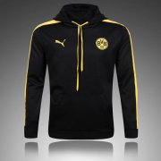 Dortmund Jersey 2017/18 Black Hat Sweater