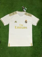 Real Madrid Jersey 2019-20 Home Soccer Shirt