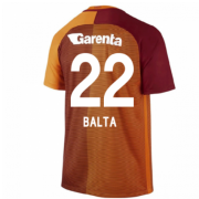 Galatasaray Jersey 2016/17 Home Soccer Shirt #22 Balta