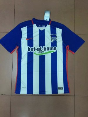 Hertha Berliner Jersey 2015/16 Home Soccer Shirt