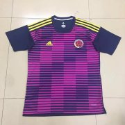 Colombia 2018 Soccer Training Shirt