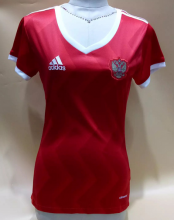 Russia Jerseys 2017 Confederations Cup Home Women's Soccer Shirt